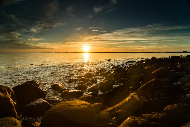 Solnedgång (1 av 1)